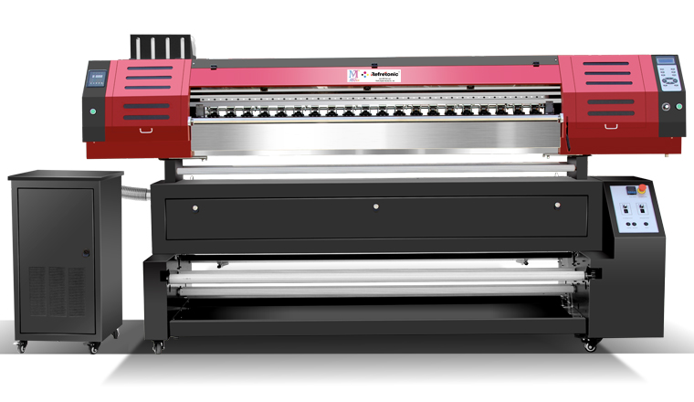 Digital Textile Sublimation Printer MT-TX1805Plus
