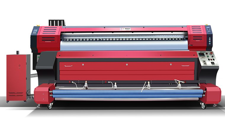 Digital Direct to Fabric Roll to Roll Textile Printer MT-TX3205Plus